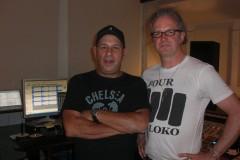 Derek meets Howie Weinberg 05aug11