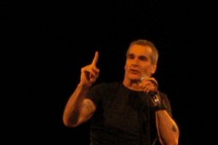 13Feb12 Shaft, Smear and Hammer experiencing heroes: Henry Rollins www.21361.com